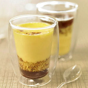 crème caramel renversante
