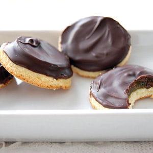 biscuits façon pim's