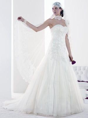 robe de mariée mademoiselle de calais de pronuptia