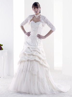 robe de mariée mademoiselle mathilde de pronuptia