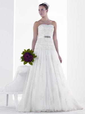 robe de mariée mademoiselle nathalie de pronuptia