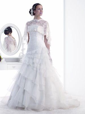 robe de mariée mademoiselle rose de pronuptia