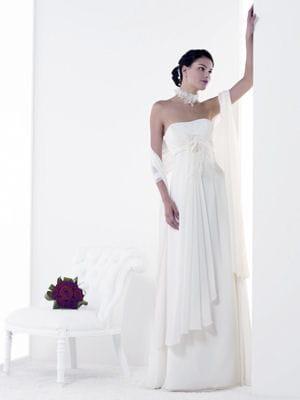 robe de mariée mademoiselle azur de pronuptia