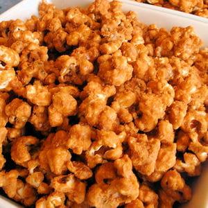 toffee pop corn