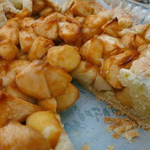 tarte aux pommes de la mère d'anton