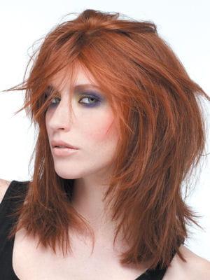 La coupe mi-longue déstructurée : Des idées de coiffures pour l'été - Journal des Femmes