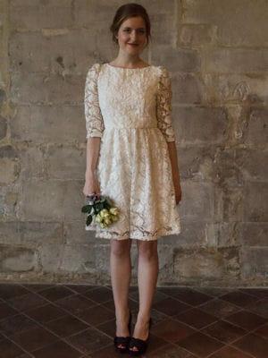 robe de mariée inès d alesandra paris alesandra paris robe de ...