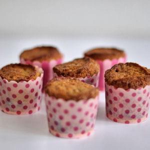 muffins aux m&ms