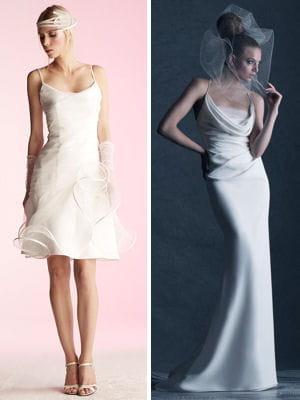 18 robes pour votre mariage civil  18 robes pour un mariage civil , Journal des Femmes
