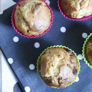 muffins prunes et spéculos