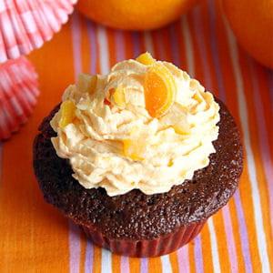 muffins chocolat à l'orange