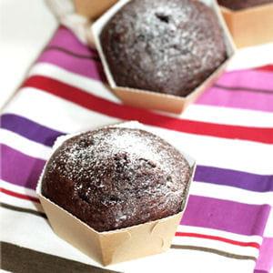 petits cakes choco tonka
