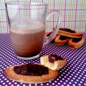 barquettes au chocolat (sans gluten)