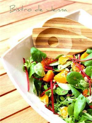 des id es pour des salades l g res recette minceur des id es pour des salades l g res. Black Bedroom Furniture Sets. Home Design Ideas