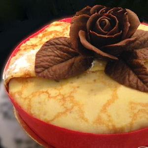 gâteau mille crêpes