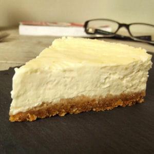 cheesecake nature allégé