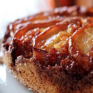 gâteau yaourt aux pommes d'amour