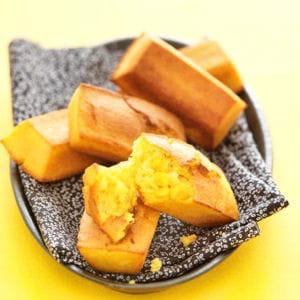 petits pains au maïs d'aucy
