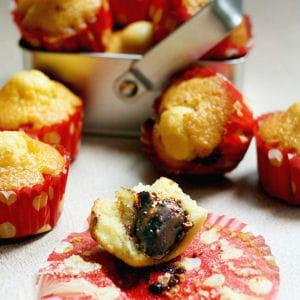 mini-muffins nutella