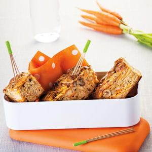 cake-away carotte muesli néroli