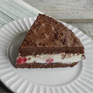 layer cake chocolat framboises