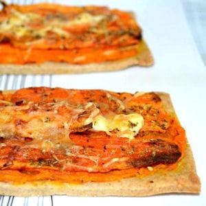 tartes fines carottes pommes de terre patate douce