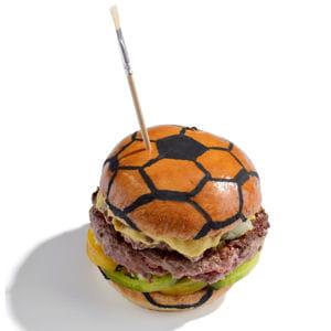 burger maracanà