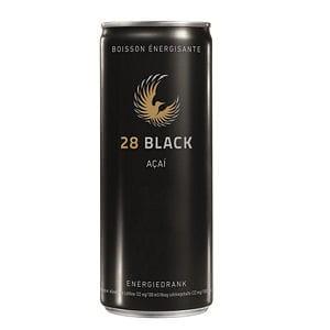 boisson énergisante 28 black