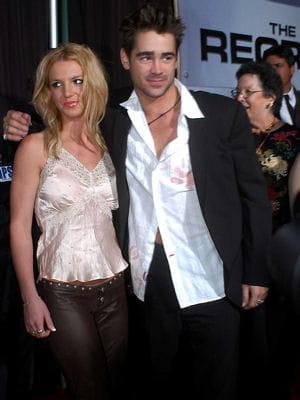 Colin Farrell couple