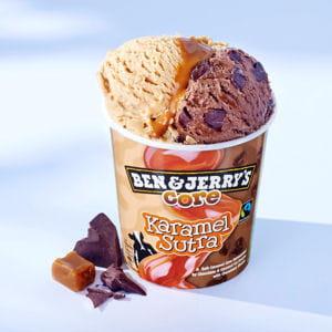 glace karamel sutra