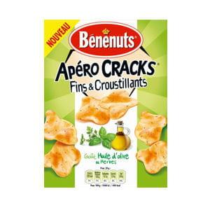 apéro cracks de bénénuts