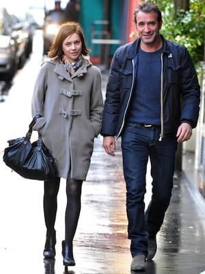 Jean dujardin et nathalie p chalat ils s 39 installent for Nathalie jean dujardin