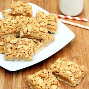 biscuits croustifondants aux cacahuètes