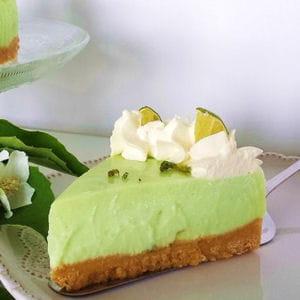 key lime pie cheesecake au citron vert meringu les plus belles recettes de juillet 2014. Black Bedroom Furniture Sets. Home Design Ideas