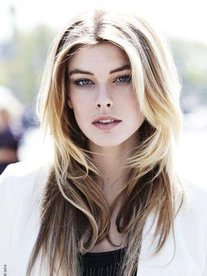 Coupe longue dégradée : Les coiffures tendance de l'année - Journal des Femmes