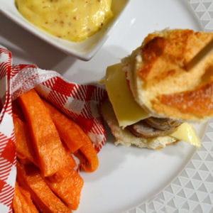 andouillette façon burger