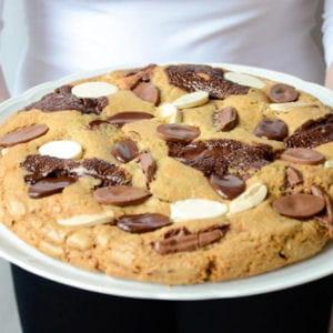 cookie géant de scoop me a cookie