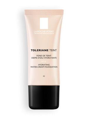 le fond de teint crème hydratante toleriane de la roche-posay.