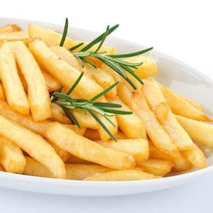 frites comme en belgique