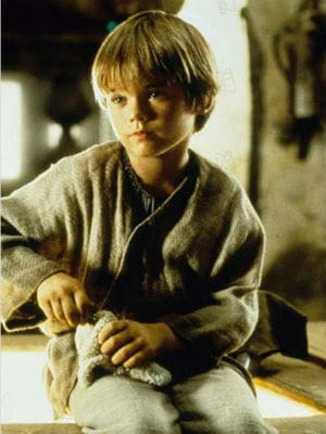 anakin skywalker dans star wars