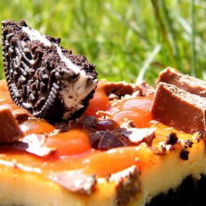 cheesecake oreos & toblerone