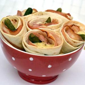 cornets croustillants façon raclette