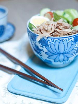 recette minceur la salade de poulet les recettes minceur pour d jeuner au bureau journal. Black Bedroom Furniture Sets. Home Design Ideas