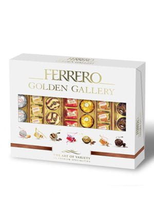 assortiment ferrero golden gallery de ferrero
