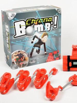 chrono bomb de dujardin