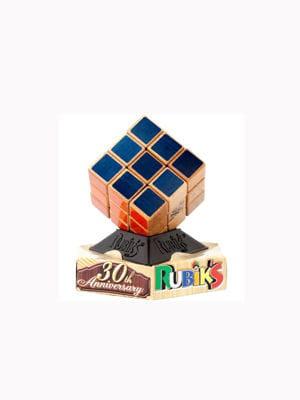 rubik's cube en bois chez nature & découvertes
