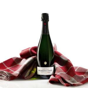 le prétexte coffret de noël champagne brimoncourt & thevenon 1908