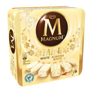magnum mini white