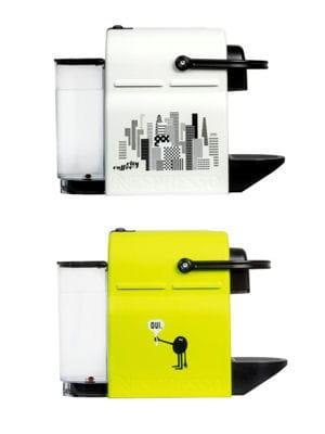 machine à café inissia série limitée de nespresso