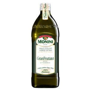 huile d'olive granfruttato de monini